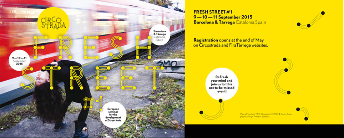 Fresh Street #1 – European seminar for the development of Street Arts